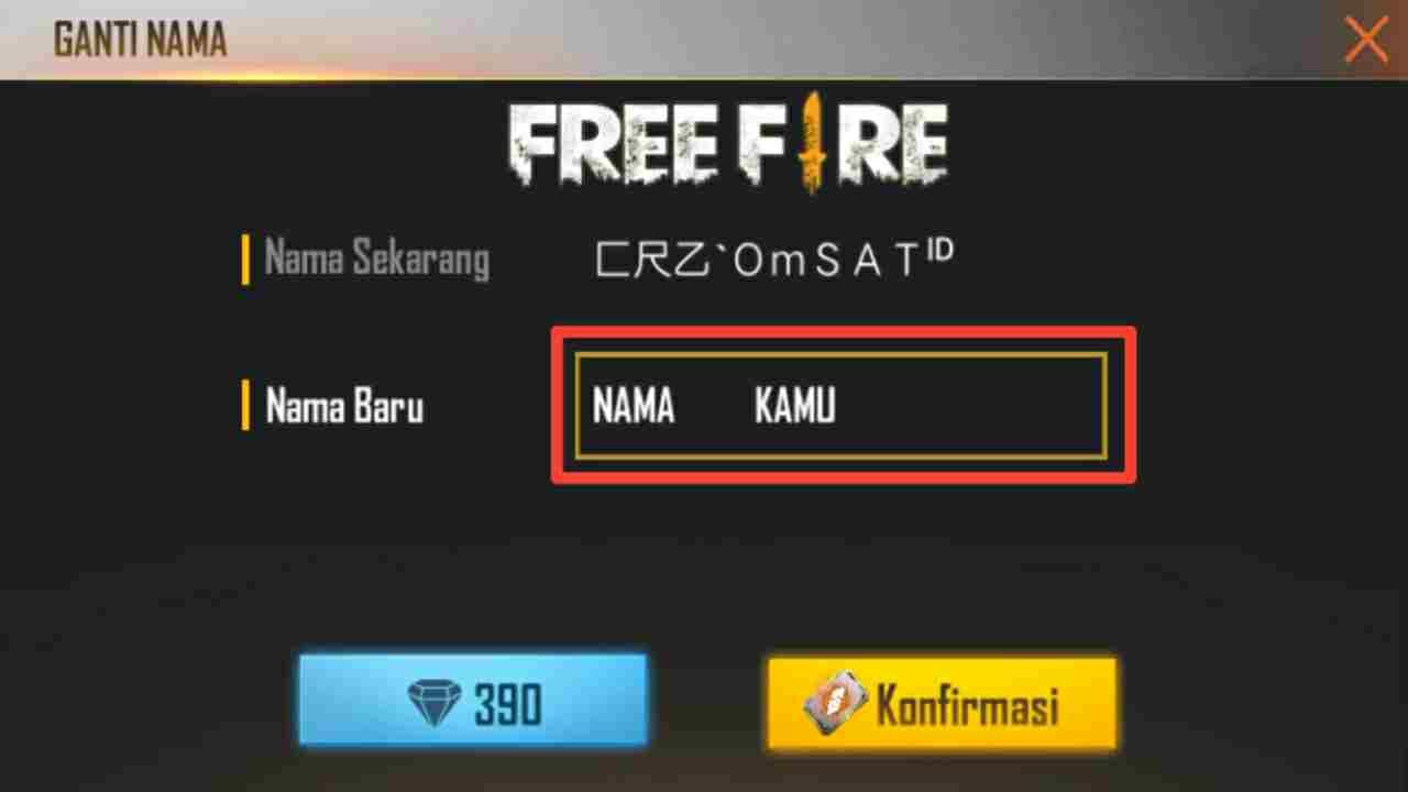 Buka-aplikasi-game-Free-Fire-yang-masih-baru-dan-belum-ada-akunnya