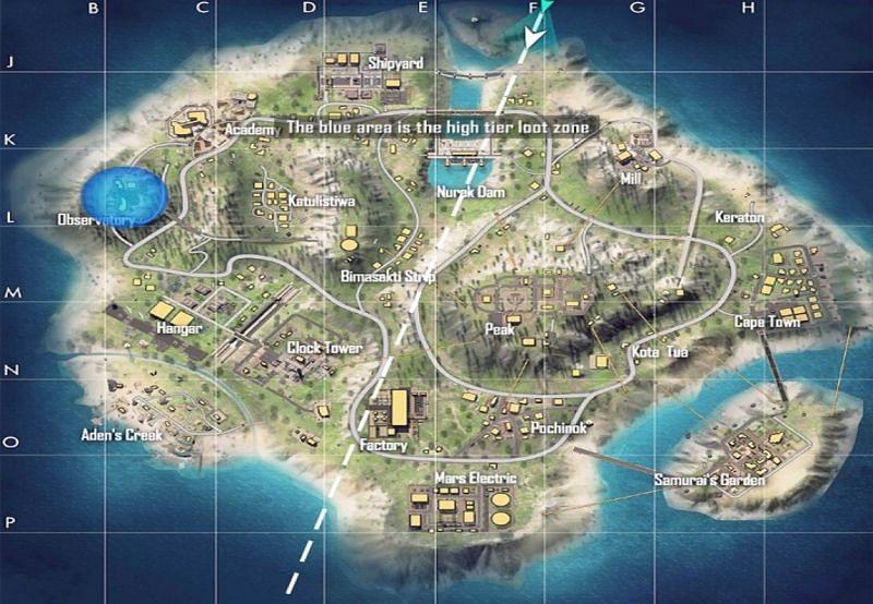 Cobalah-Mendarat-di-Lokasi-yang-Benar-di-Map