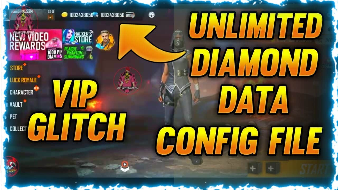 Config-Diamond-FF