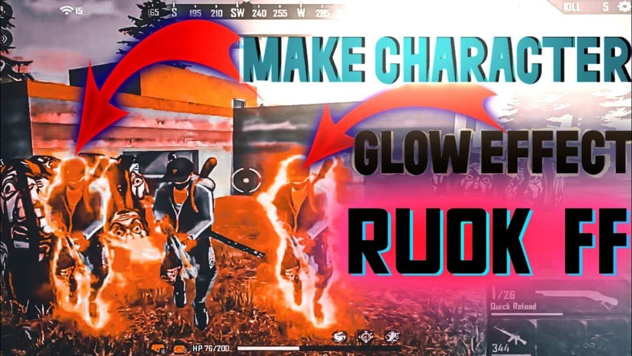 Event-Glow