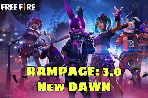 Event-Rampage-3.0-New-Dawn