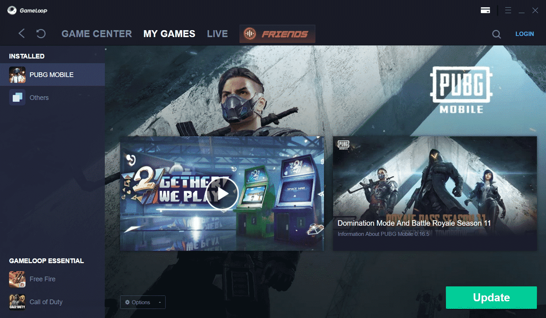 GameLoop-PUBG