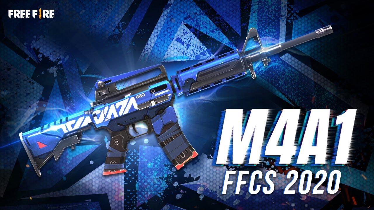 M4A1-FFCS
