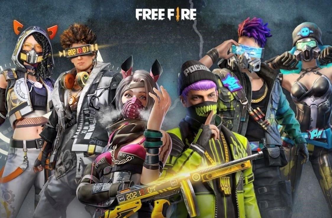 Memainkan-Free-Fire-dalam-mode-khusus