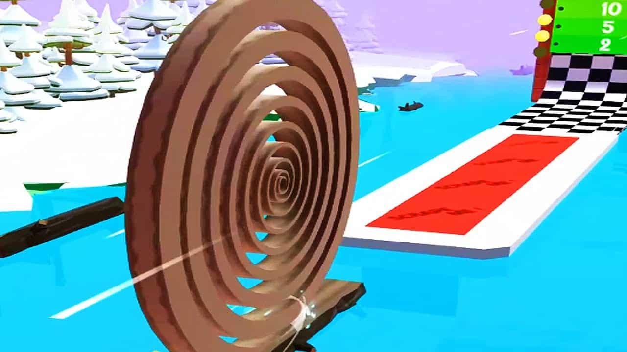 Spiral-Roll