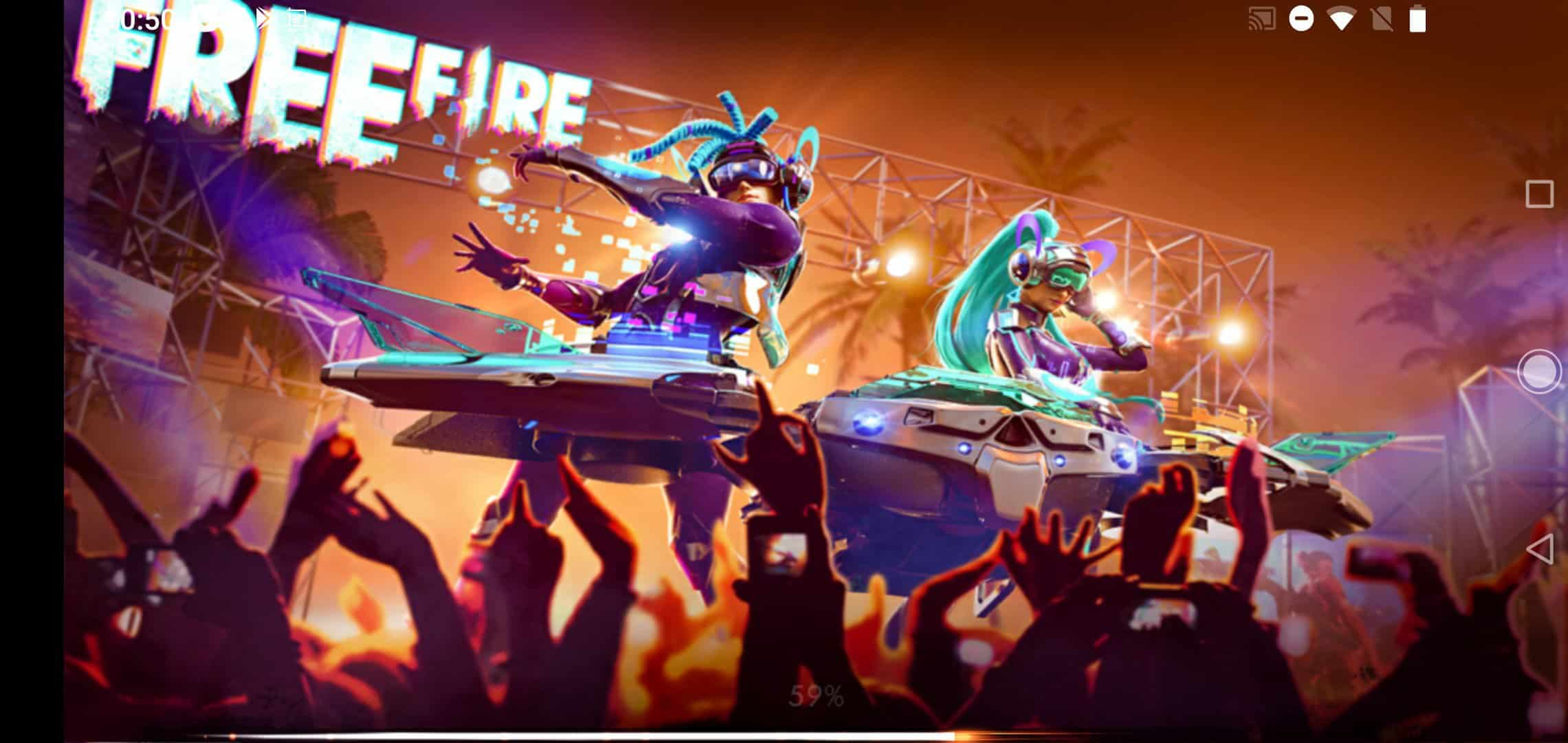 Tujuan-Advance-Server-di-Game-Free-Fire