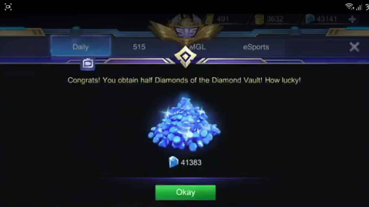 DM-Diamond
