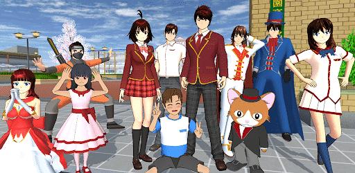 Deskripsi-Sakura-School-Simulator-Apk