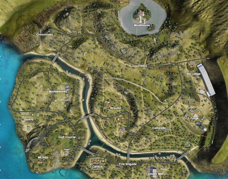 Hindari-Zona-Tembakan-Lawan-dan-Perhatikan-Map