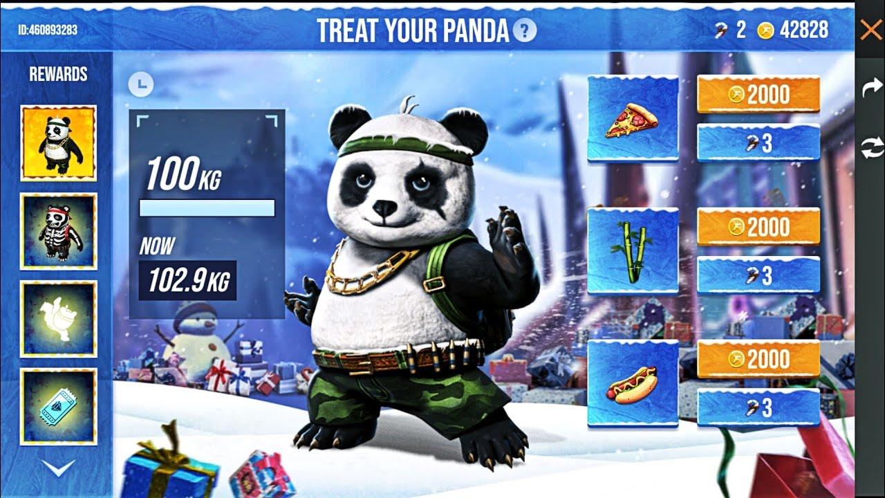 Panda-Free-Fire